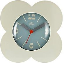 Orla Kiely Spot Flower Cream Alarm Clock