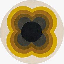Orla Kiely Striped Petal Round Rug, Dia. 150 cm
