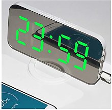 Ornaments Digital Alarm Clock Desk Table Clock