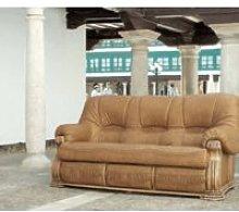 Oropesa Genuine Italian Sofa Settee