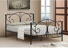 Orourke Bed Frame Marlow Home Co.