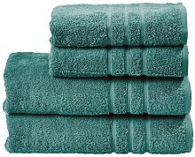 Oroville 4 Piece Towel Set Ebern Designs Colour: