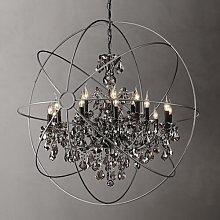Orozco 15-Light Globe Chandelier Willa Arlo