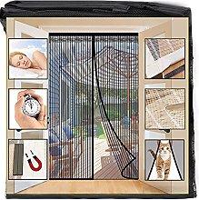 Orumrud Magnetic Fly Screen Door, 60x195 cm Door