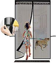 Orumrud Magnetic Fly Screen for Door, Auto Closing