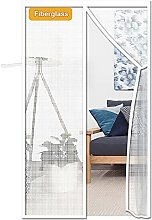 Orumrud Magnetic Screen Door 120x240 cm,