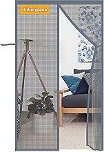 Orumrud Magnetic Screen Door 80x205 cm,