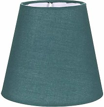 OSALADI 1Pc Blackish Green Cloth Lampshade Lamp