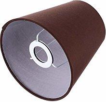 OSALADI 1Pc Coffee Cloth Lampshade Lamp Cover