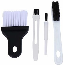OSALADI 4pcs Anti Static Brush Kit Computer