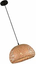 OSALADI Bamboo Woven Light Natural Simple Hand