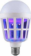 OSALADI Bug Zapper Light Bulbs Mosquito Killer LED