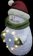 OSALADI Christmas Snowman Light with Lighted