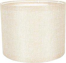 OSALADI Cloth Lamp Shade Metal Clip On Bulb Barrel