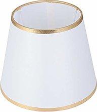 OSALADI Drum Lamp Shade Dustproof Barrel Shape