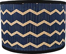 OSALADI E27 Bam- Lampshade Japanese- Style Drum