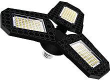 OSALADI Foldable Led Garage Light Shop Light