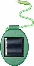 OSALADI LED Solar Lights Outdoor Flower Pot