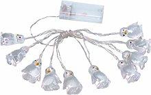 OSALADI Lighting Night String 10 Led Penguin