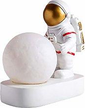 OSALADI Spaceman Night Light Astronaut Figurine