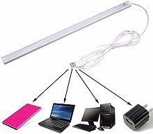 OSALADI Under Cabinet Lighting USB Wall Light LED