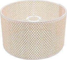 OSALADI Wicker Lamp Shade Woven Chandelier Lamp