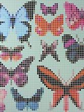Osborne & Little Butterfly House Wallpaper