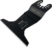 Oscillating HCS 65mm x 40mm Plunge Cut Multi Tool