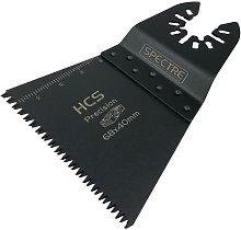 Oscillating HCS 68mm x 40mm Plunge Precision Cut