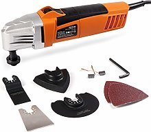 Oscillating Multi Tool, 220W with Blade and