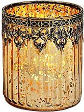 Osiris Trading UK Antique Effect Moroccan Glass