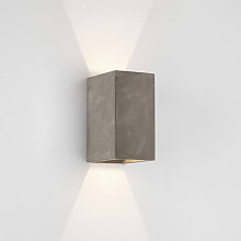 Oslo LED Wall light - / Concrete by Astro Lighting