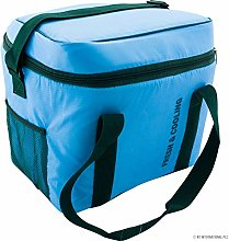 Ossian Cooler Bag - Large Folding Blue Insulated