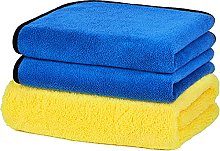 OSTAN Large Microfibre Cleaning Cloth 35In * 24In