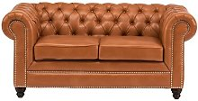 Osterley 2 Seater Chesterfield Sofa Rosalind