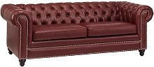 Osterley 3 Seater Chesterfield Sofa Rosalind