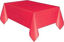 OSYARD Plastic Tablecloth Pure Color Rectangular
