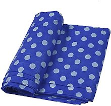 OSYARD Table Cover Birthday Waterproof Disposable