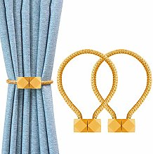 OTHWAY Colourful Curtain Tiebacks 2 Pieces