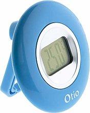 OTIO 936228 Indoor Thermometer, Blue