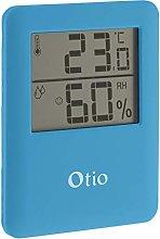 OTIO 936234 Thermometer/Hygrometer, Blue