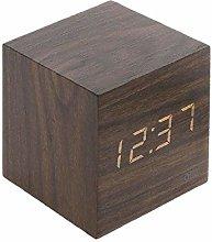 OTIO 936301 Cube Thermometer, Oak