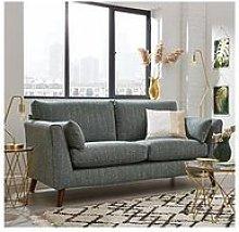Otis Fabric 3 Seater Sofa