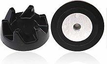 OTOTEC 3PCS Blender Rubber Coupler Coupling Clutch