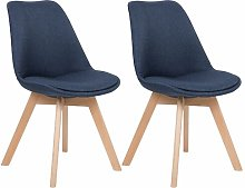 Otselic Upholstered Dining Chair Mikado Living