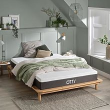 OTTY Aura Hybrid Mattress Super King - Memory Foam