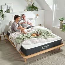 OTTY Hybrid Mattress Small Double - Memory Foam