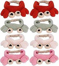 Oubit Headbands 2 Set Cute Animal Shaped Coral