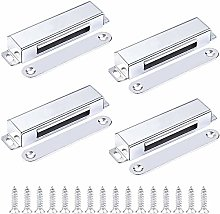 OUBTDK 4Pcs Magnetic Door Catch Pull Cabinet