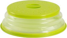 OUCHAN Collapsible Microwave Plate Cover Colander
